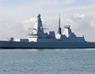 Marea Britanie trimite la Constanța cea mai puternică navă de război de care dispune!