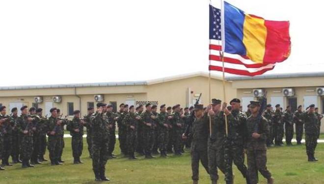 Militari americani răniți în România, lângă Galați!