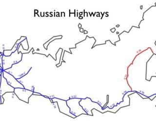 Rusia vrea să construiască cea mai mare autostradă din lume: Din Europa până în SUA