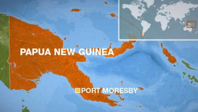 Cutremur de 7,5 magnitudine în Papua Noua Guinee. A fost declanșată alarma de tsunami!