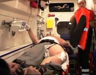 Polițist implicat într-un accident rutier grav, la Târgoviște! A ajuns la urgențe!